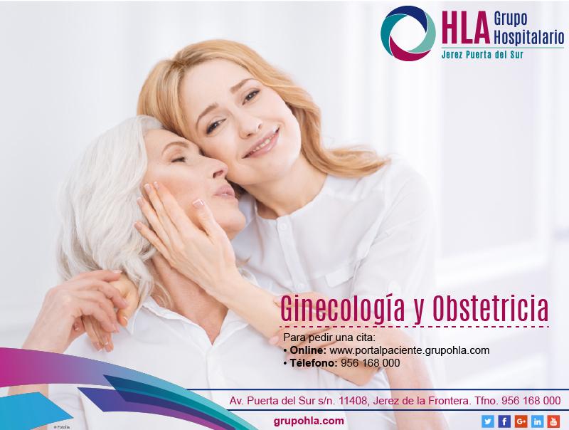 Ginecologia y Obsttricia HLA Jerez Puerta del Sur