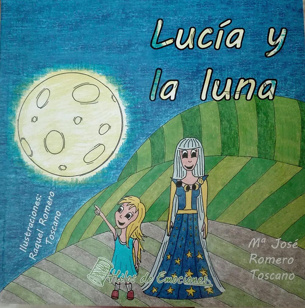 Portada del libro infantil de María José Romero, enfermera de la clínica HLA Santa Isabel de Sevilla