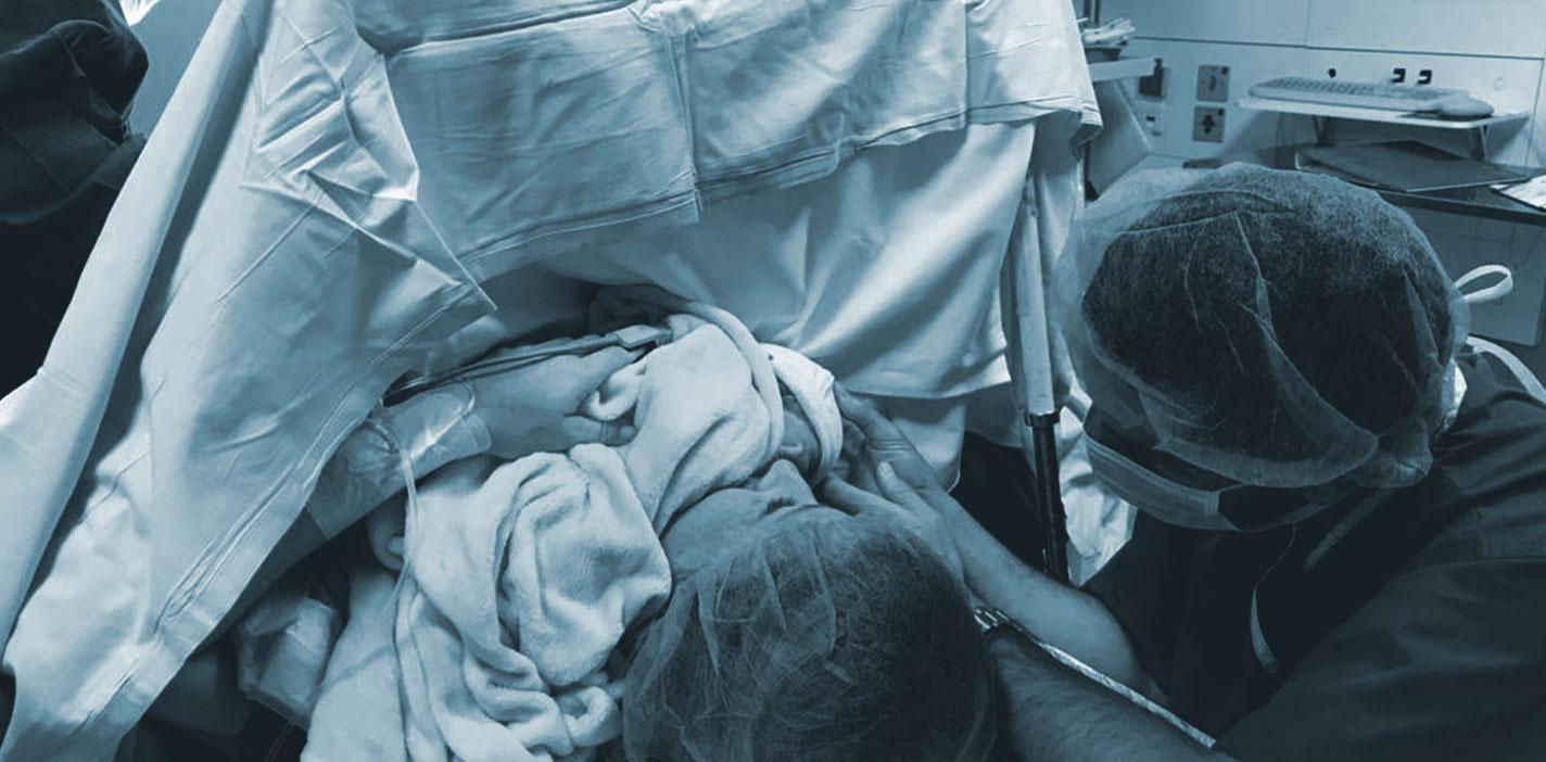 Las mujeres ya pueden estar acompañadas durante las cesáreas en HLA Jerez Puerta del Sur