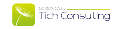 Logotipo Comunica by TICH Consulting