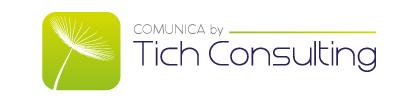 Logotipo Comunica by TICH Consulting