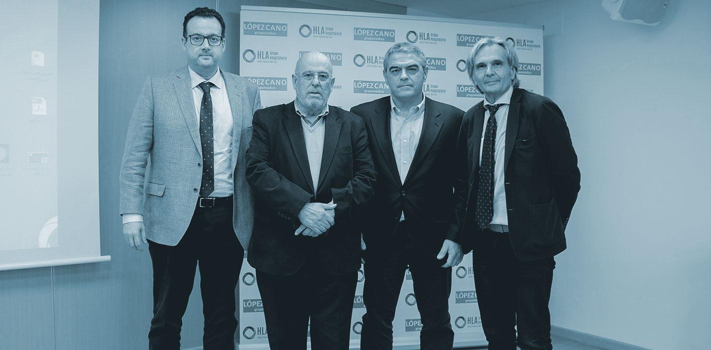 El Grupo Médico López Cano y Digesur, servicio del aparato digestivo del HLA Jerez Puerta del Sur