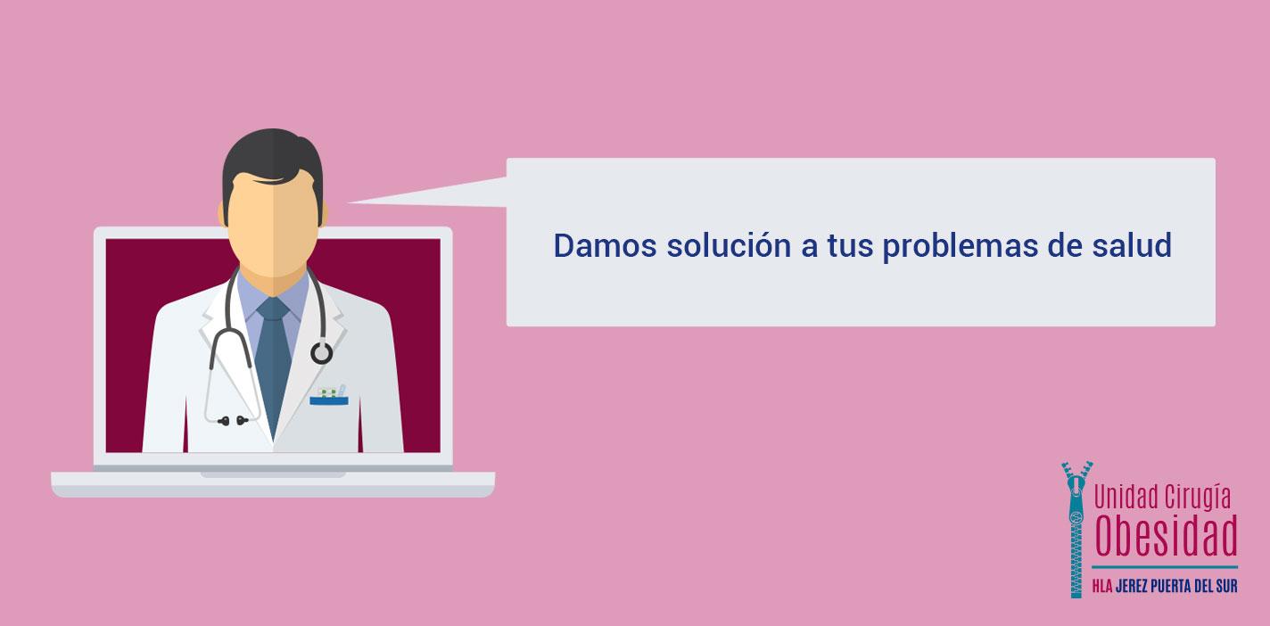 Campaña Unidad Cirugía contra la Obesidad Jerez