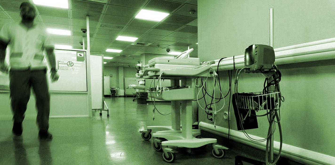 Las consultas por dolor torácico representan el 20% de las urgencias HLA Universitario Moncloa