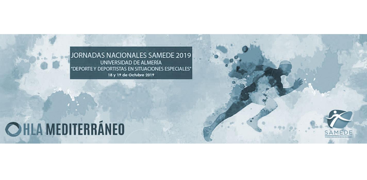 HLA Mediterráneo participa en las jornadas nacionales sobre Medicina Deportiva