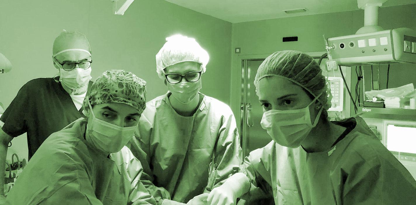 HLA Universitario Moncloa a la cabeza de los procedimientos robóticos en Urología