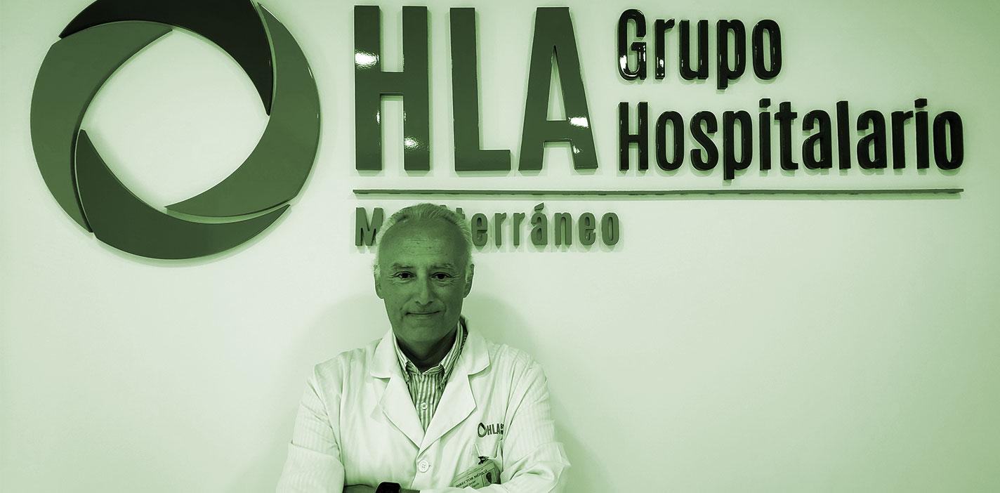 Entevista Dr. Gacía del Águila