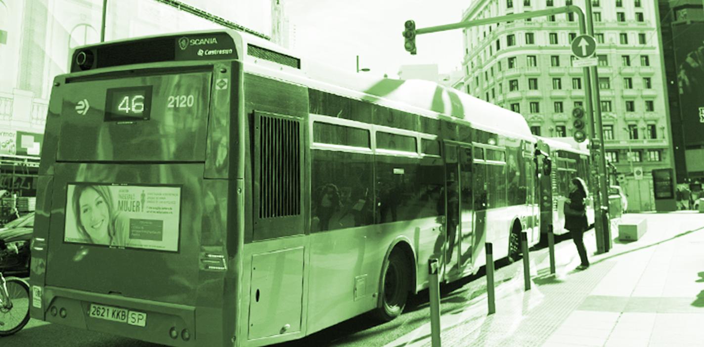 Diseño autobuses